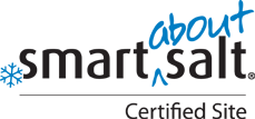 Smart About Salt Certified Site logo